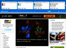 Cricinfo.com thumbnail