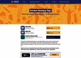 Cricket-betting-tips.com thumbnail