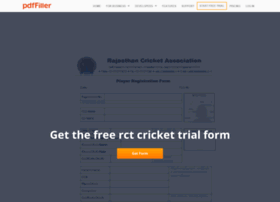 Cricket-team-registration-form.pdffiller.com thumbnail