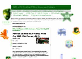 Cricket-worldcup2011news.blogspot.com thumbnail
