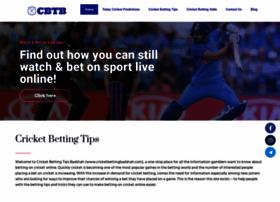 Cricketbettingbadshah.com thumbnail