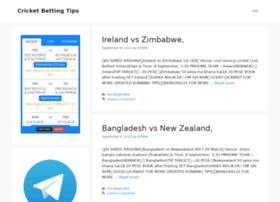 Cricketbettingstipfree.com thumbnail