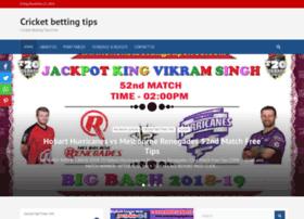 Cricketbettingstipsfree.com thumbnail