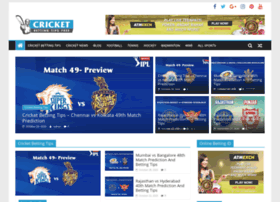 Cricketbettingtipsfree.org thumbnail