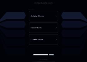 Cricketcastle.com thumbnail
