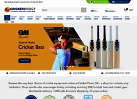 Cricketdirect.co.uk thumbnail