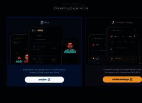 Cricketexchange.in thumbnail