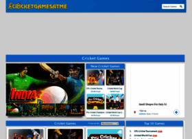Cricketgamesatme.com thumbnail