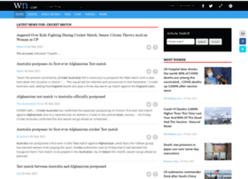 Cricketmatch.com thumbnail