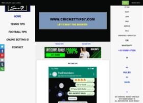 Crickettips7.com thumbnail