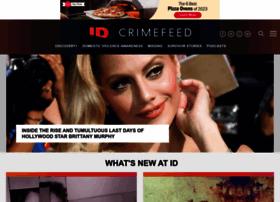 Crimefeed.com thumbnail