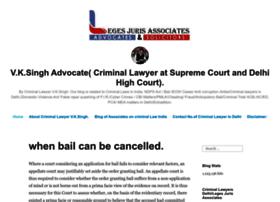 Criminallawyersindia.wordpress.com thumbnail