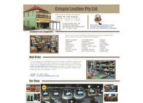 Crispinleather.com.au thumbnail