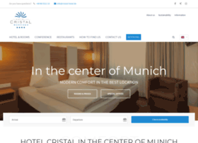 Cristal-hotel.de thumbnail