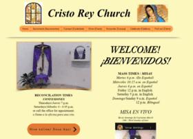 Cristoreychurch.org thumbnail