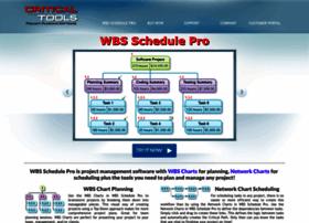 wbs schedule pro full