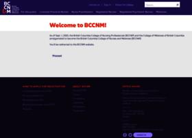 Crnbc.ca thumbnail