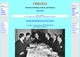 Croatianhistory.net thumbnail