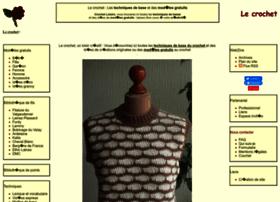 Crochet-loisirs.com thumbnail