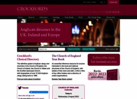 Crockford.org.uk thumbnail