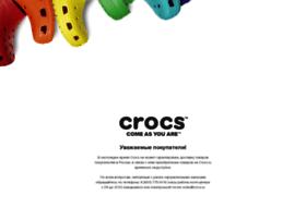 Crocs.ru thumbnail