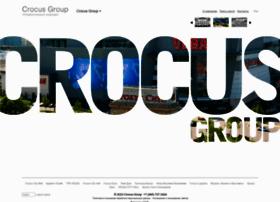 Crocusgroup.ru thumbnail