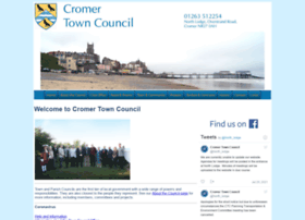 Cromer-tc.gov.uk thumbnail