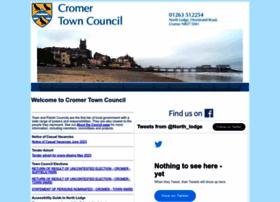 Cromer-tc.gov.uk thumbnail