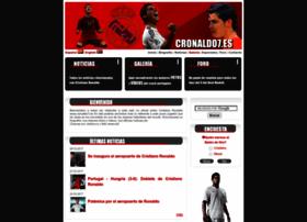 Cronaldo7.es thumbnail