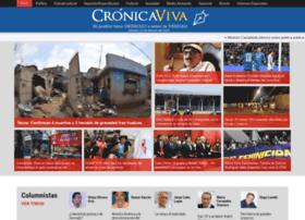 Cronicaviva.com.pe thumbnail