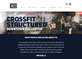 Crossfitstructured.com thumbnail
