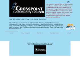Crosspointmontford.org thumbnail