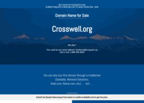 Crosswell.org thumbnail