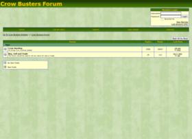 Crowbusters.activeboard.com thumbnail
