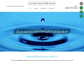 Crowdiswaterwell.com thumbnail