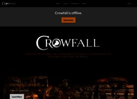 Crowfall.com thumbnail