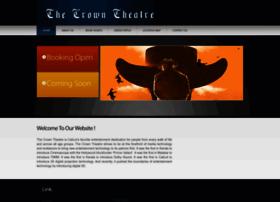 Crowncinemas.com thumbnail