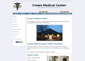 Crownmedicalcenter.org thumbnail