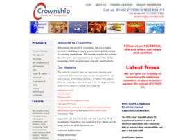 Crownship.com thumbnail