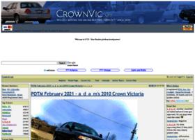 Crownvic.net thumbnail