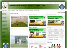 Crowthorneandcrownwoodcc.co.uk thumbnail