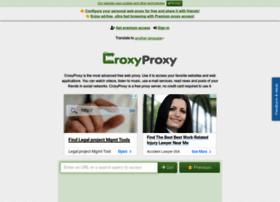 Croxyproxy.rocks thumbnail