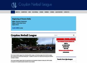 Croydon-netball.co.uk thumbnail