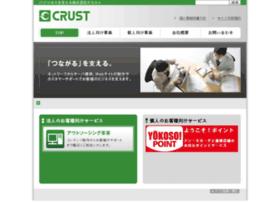 Crust.co.jp thumbnail