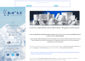 Cryo-ice.fr thumbnail
