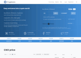Cryptonex.org thumbnail