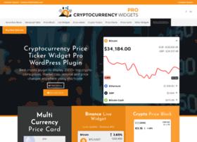 Cryptowidgetpro.coolplugins.net thumbnail