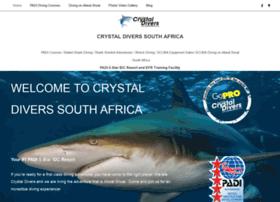 Crystal-divers.co.za thumbnail