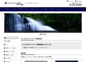 Crystal-fiber.jp thumbnail