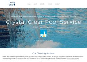 Crystalclearpool.biz thumbnail